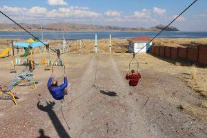 Hotel Titicaca(FDGB- Style) mit Erwachsenenspielplatz