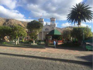 Kirche von Alausi