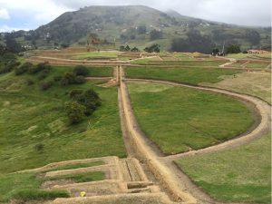 Inca Ruine
