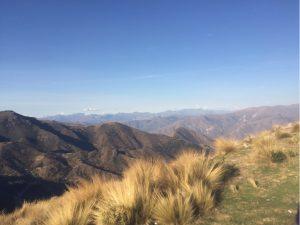die Berge immer wieder schön