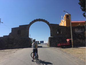 Grenze Peru/Bolivien